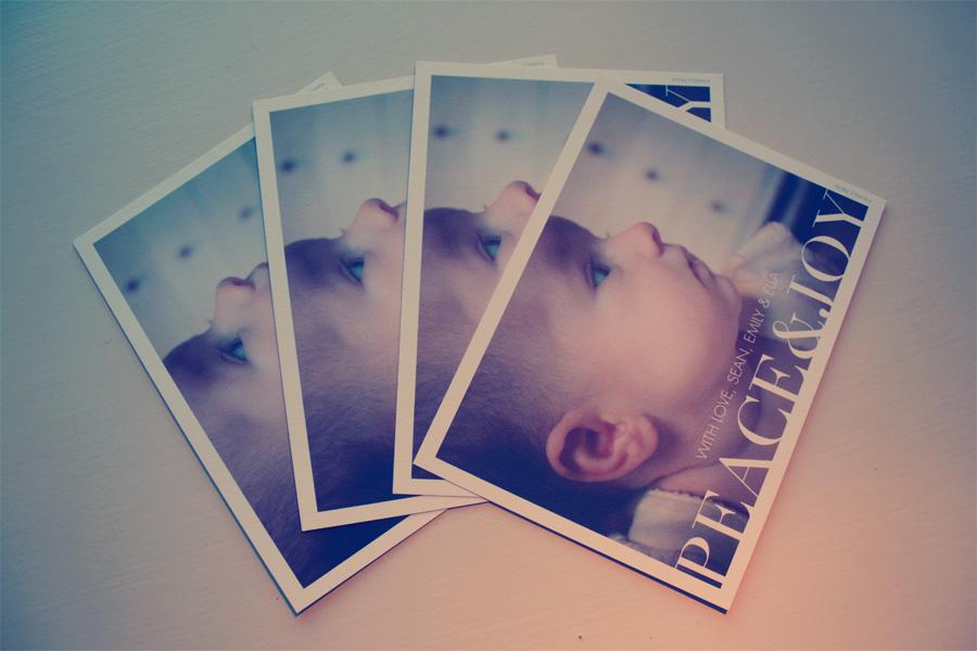 2014 Holiday Cards by Pinhole Press