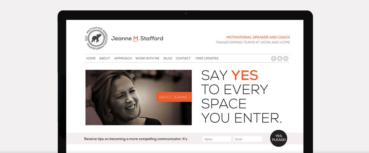 Jeanne M. Stafford